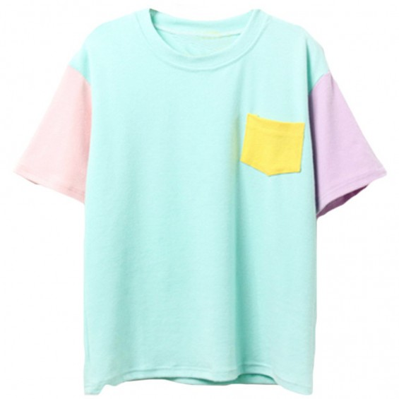 BOOGZEL | Pastel Combo T-Shirt