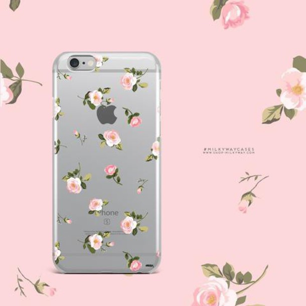 Milkyway Cases CLEAR TPU CASE COVER - BLUSH