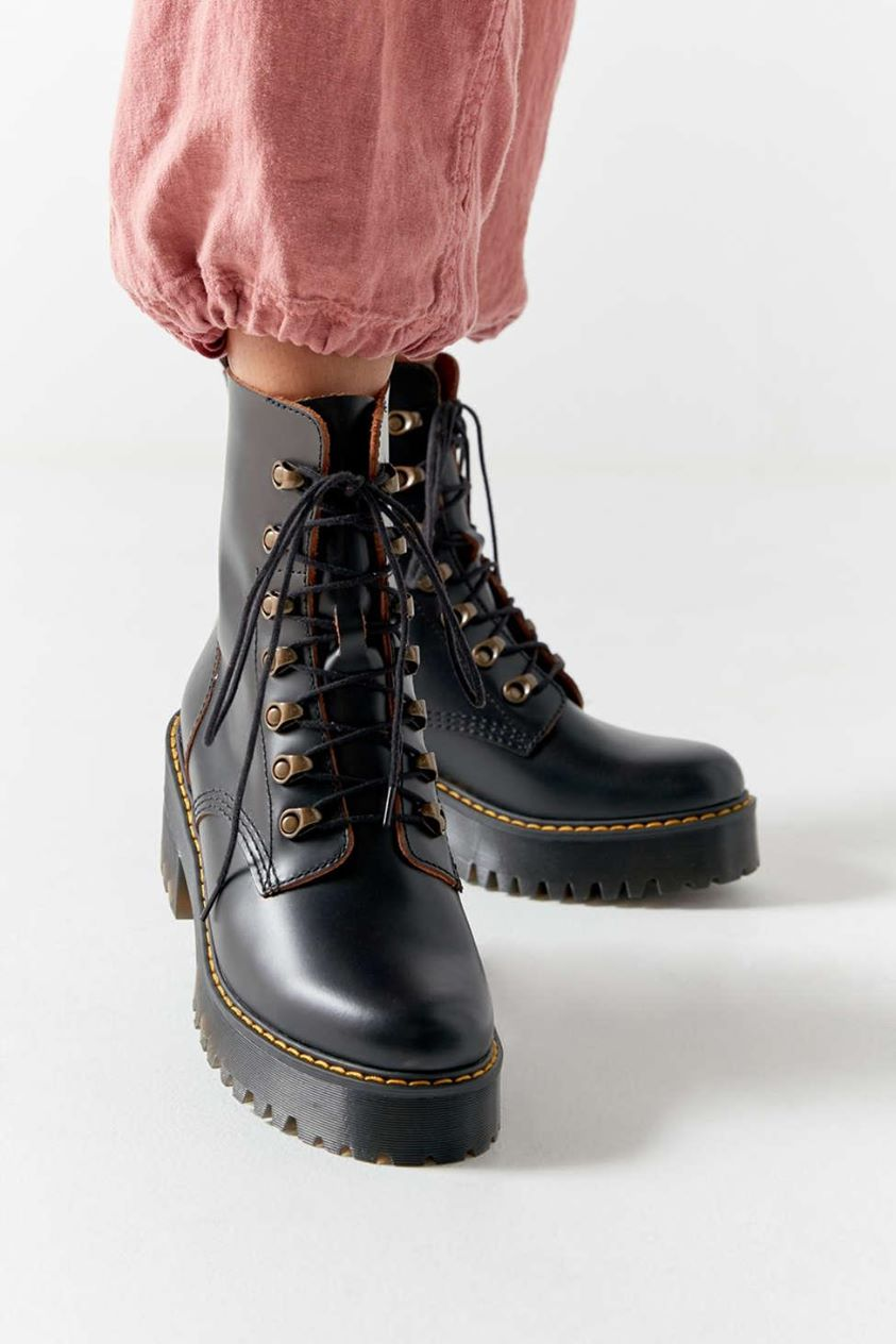 hot sale online outlet store sale hot sales Dr. Martens Leona Temperley Boot