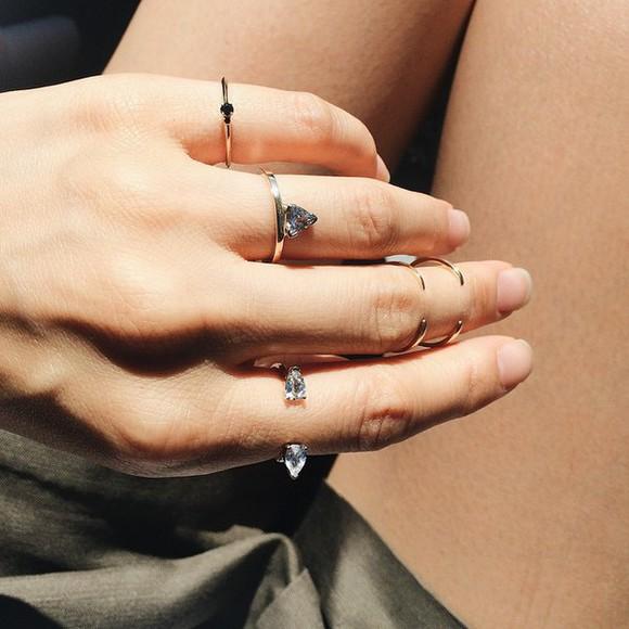 quartz jewels crystal quartz ring amethyst rings silver