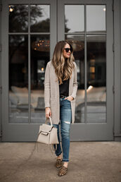 the teacher diva,blogger,cardigan,tank top,jeans,belt,jewels,sunglasses,make-up,bag,spring outfits,grey cardigan,loafers,camisole