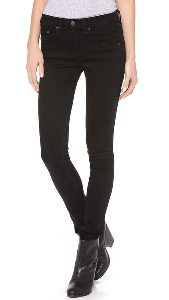 Rag & Bone/JEAN High Rise Skinny Jeans   SHOPBOP