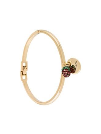 cuff strawberry metallic jewels