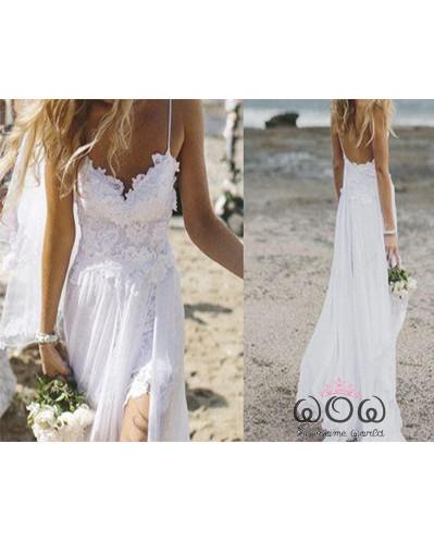 Beach style evening dress beach prom wedding bert celebrity backless