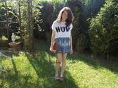 skirt,fruity happiness