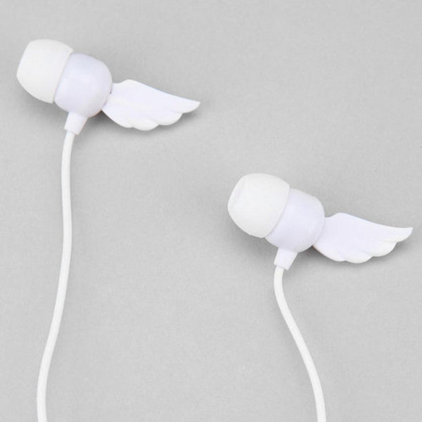 amazon com  kikkerland us037 wing earbuds - retail packaging