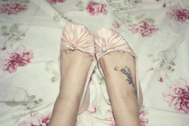 shoes princess pink cute