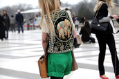 jacket,elephant,vest,embroidered,sweater