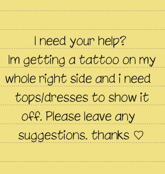 top leave suggestions black any color cute gold white tattoo