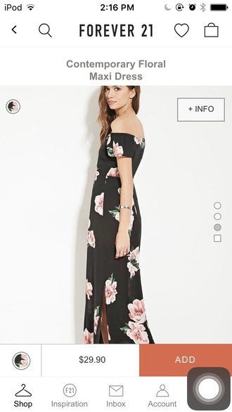dress maxi dress cute dress long dress floral dress