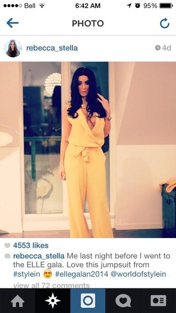 dress rebecca_stella #stylein