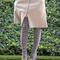 Kardash grey over knee boots - 2 heel sizes & 2 models