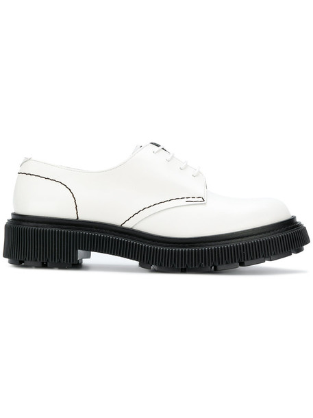 Adieu Paris women shoes leather white