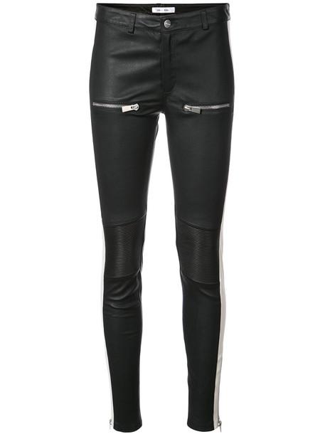 Anine Bing women black pants