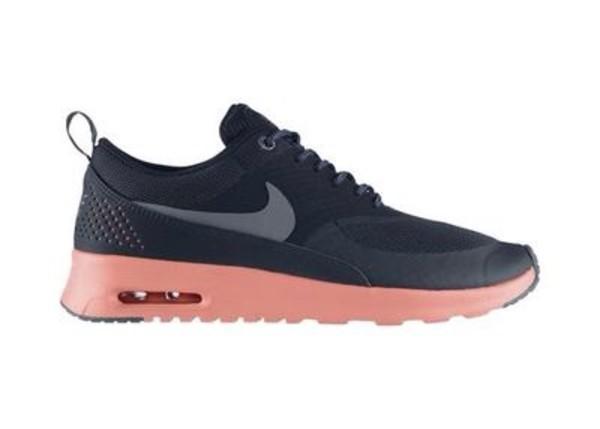 shoes nike air max thea nike air max then black