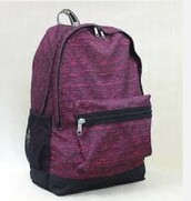 bag,purple,backpack