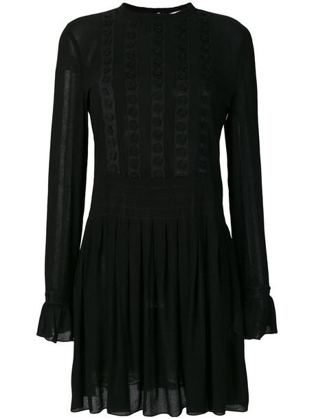 Max Mara dress women black