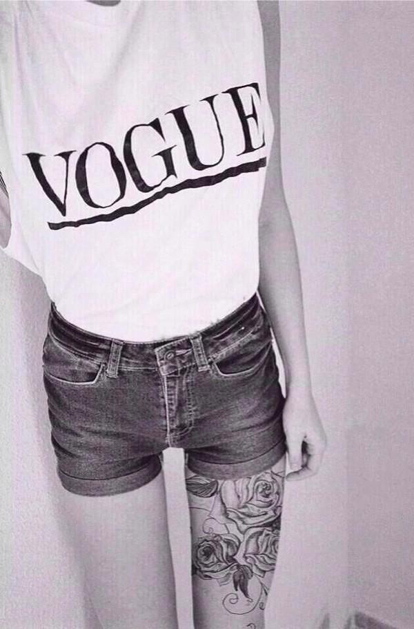 shirt vogue