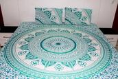home accessory,green bedding set,green duvet cover,mandala duvet cover set,mandala quilt cover,mandala comforter cover,mandala donna cover set,boho bedding set,bohemian bedding set,medallion bedding set,medallion duvet cover,medallion comforter cover,medallion quilt cover,medallion donna cover,indian duvet cover,indian quilt cover,indian comforter cover,twin bedding set,bedroom,boho bedroom,wedding gift