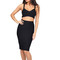"""""""starlet kiss"""" two pieces bandage dress (4 colors available) – glamzelle"""