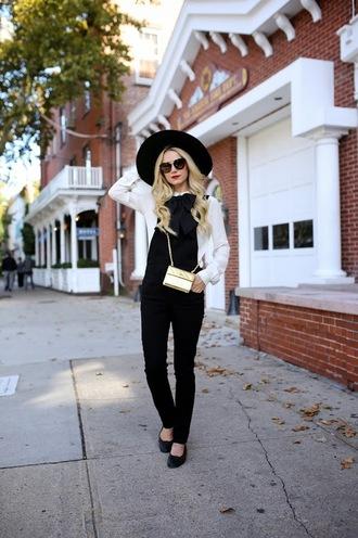 jacket sunglasses top blogger atlantic pacific