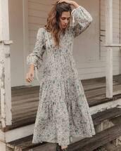 dress,grey dress