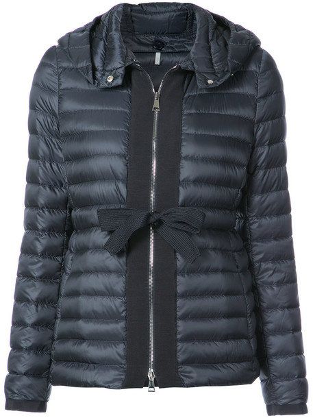 moncler jacket women fit blue