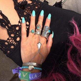 jewels vanessa hudgens ring boho hippie coachella