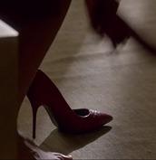 shoes,red,giuseppe zanotti