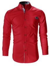 shirt,menswear,mens shirt,red shirt,tumblr shirt