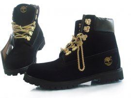 Cheap timberland counterpane, Sale Timberland 6 Inch Boots black with gold lace