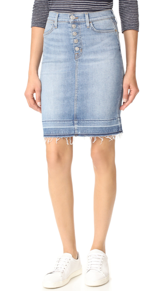 shorts fashion clothes shopbop denim skirt