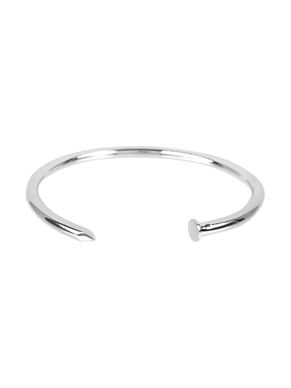 cc skye plain nail bangle, cc skye bangle, cc skye jewelry