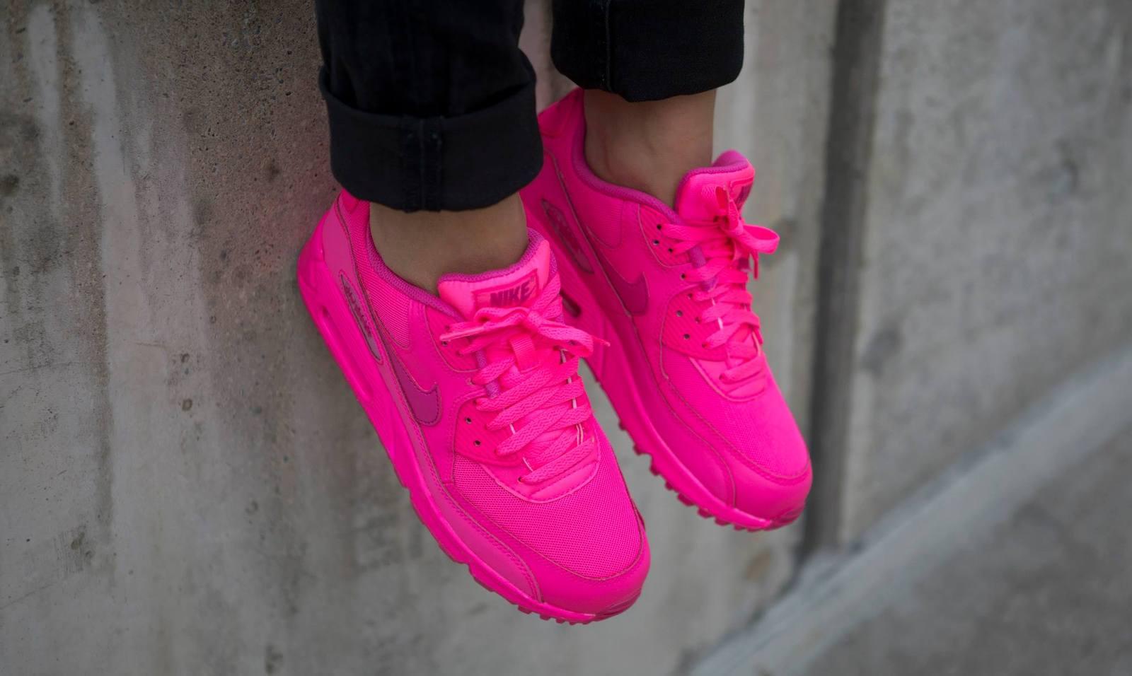 Air max 90 gs hyper pink wmns