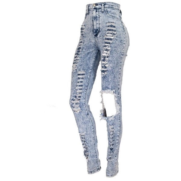 jeans body central high waisted jeans ripped jeans