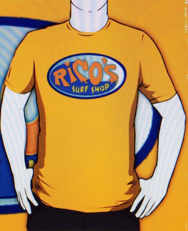 Rico 39 s surf shop t shirts hoodies by zacheese1 redbubble for Surf shop tee shirts