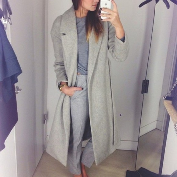 victoria beckham coat winter coat fashion bloggers pants