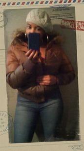 coat,winter coat,hair accessory