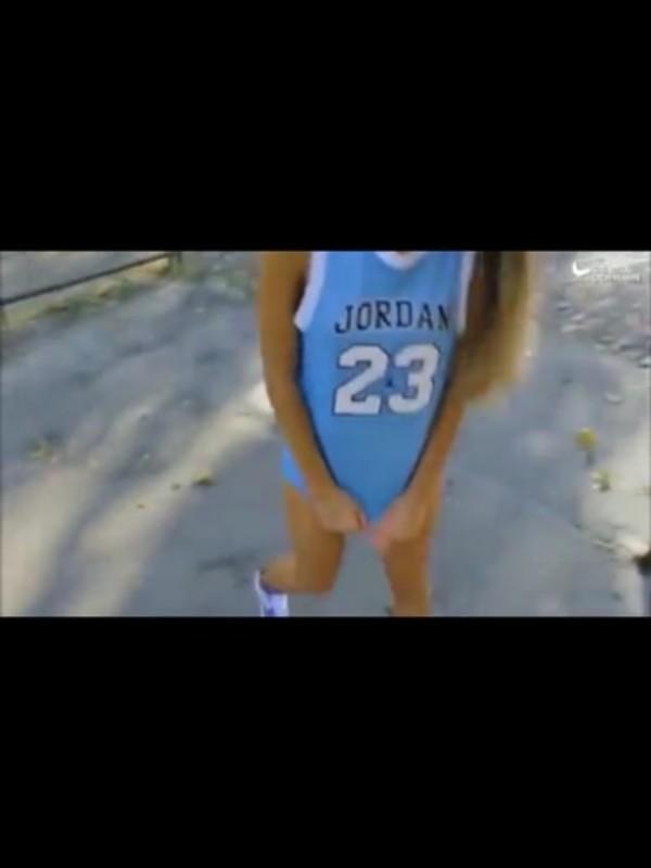 t-shirt jordan's blue shirt 23