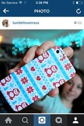 phone cover,christmas,iphone case,technology,holiday season,penguin