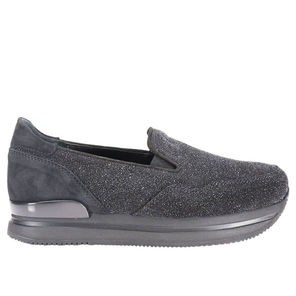 Hogan sneakers. women sneakers shoes black