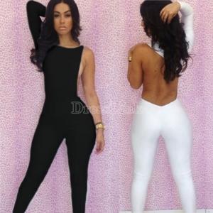 Women's bodycon bodysuit one