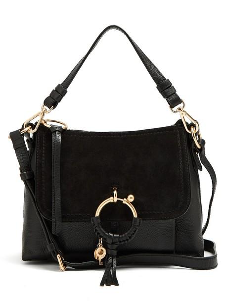 See by Chloe cross bag leather black