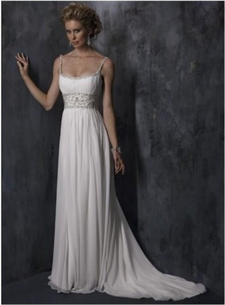a96b4f346ed8 dress beach wedding dress wedding dress bridal gown outdoor wedding dress  ivi summer dress boho wedding