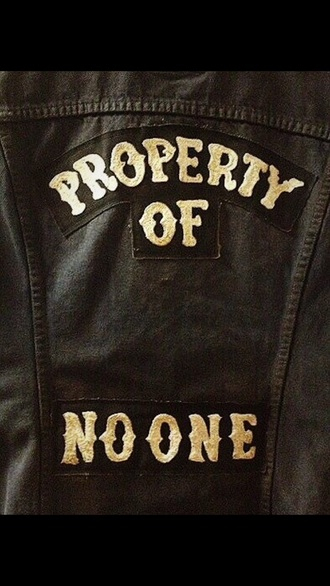 jacket leather jacket property music