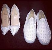 shoes,white,white shoes,mens shoes,women shoes,casual shoes,spikes