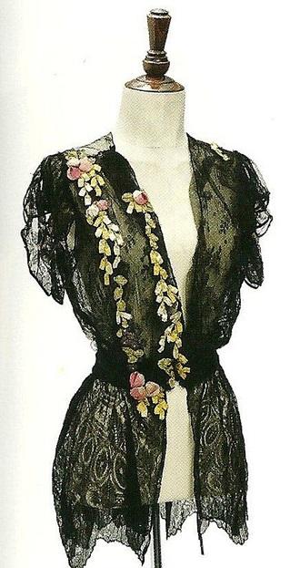 cardigan robe tunic crochet