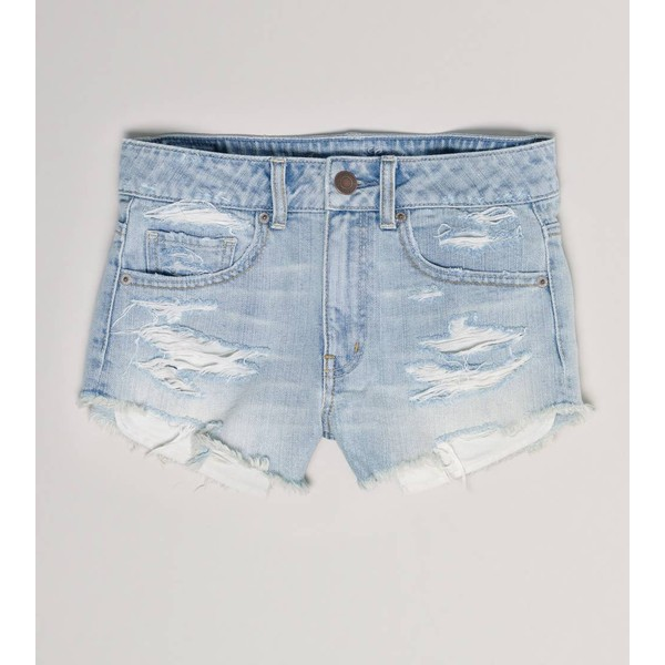 AE Hi-Rise Festival Shortie - American Eagle Outfitters - Polyvore