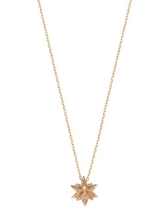 rose necklace gold necklace gold rose gold jewels