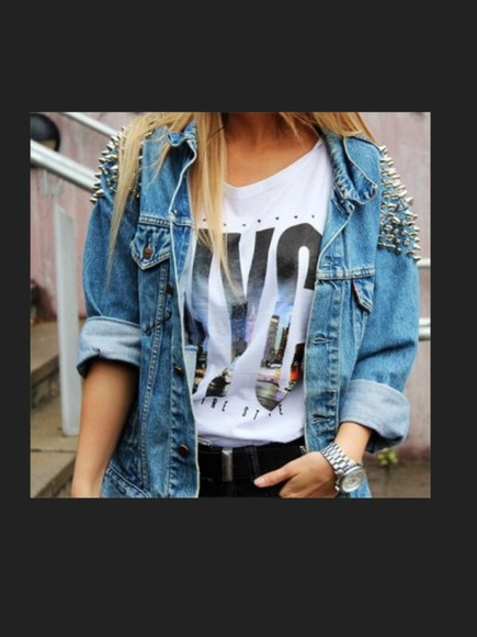 shoes crop tops high top sneaker tank top jeans jessica alba jacket jeans jacket studs black, biker, boots, gold, studded, timberland polka dots leggings printed leggings floral tank top coat converse shorts